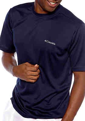 85f58e9ac22 Columbia Meeker Peak Short Sleeve Crew Neck Shirt ...