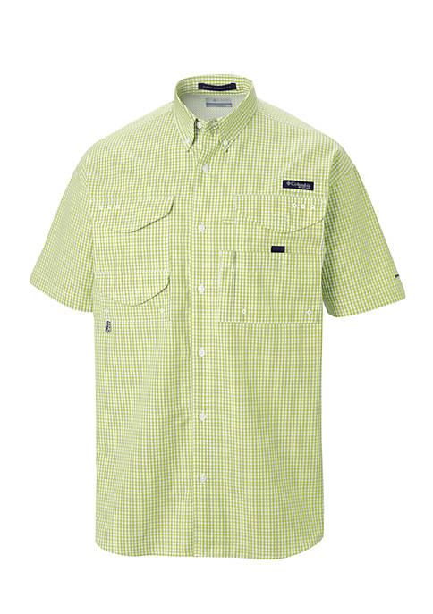 a7c332a71678c4 Columbia Big   Tall PFG Super Bonehead™ Classic Short Sleeve Shirt ...