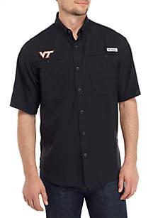 Columbia NCAA Collegiate Tamiami Short Sleeve Shirt