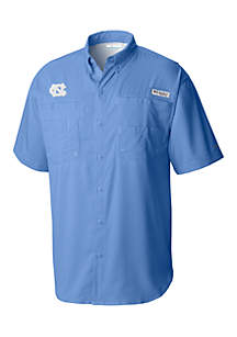 Columbia NCAA Collegiate Tamiami Short Sleeve Shirt