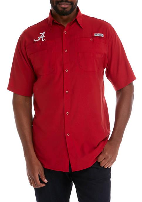 Columbia Big & Tall NCAA Tamiami Short Sleeve