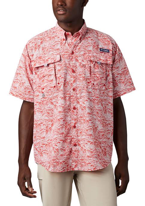 Columbia PFG Super Bahama Short Sleeve Shirt