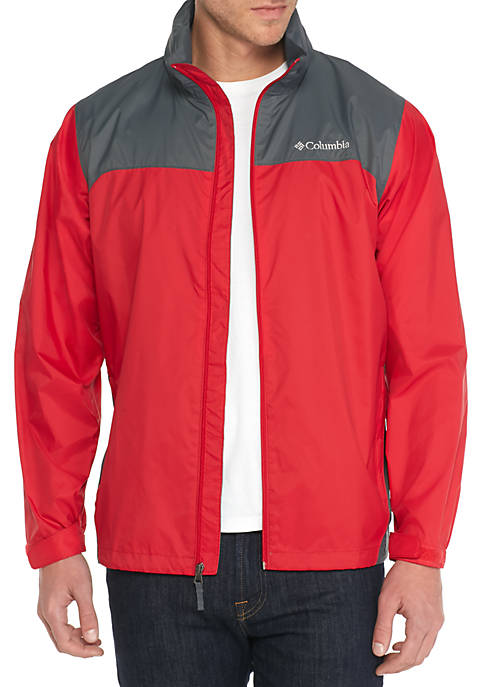 Columbia Big & Tall Glenlaker Lake Rain Jacket