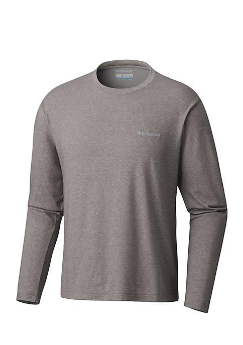 Thistletown Park™ Long Sleeve Crew Neck Shirt