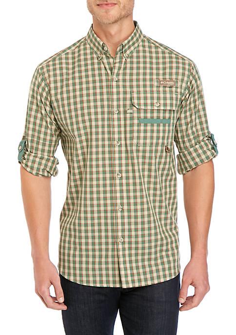 Columbia Long Sleeve PHG Super Sharptail Woven Shirt
