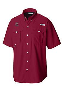 Big & Tall Collegiate Bahama Button Down Shirt