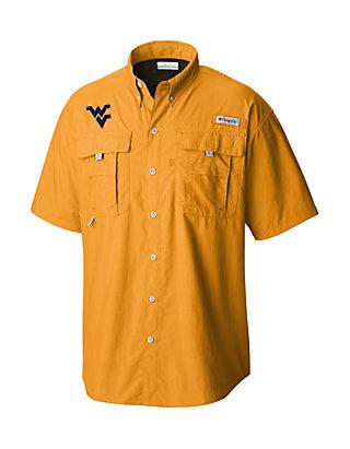 24ebb691 Columbia Big & Tall Collegiate Bahama Button Down Shirt   belk