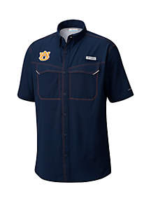 Columbia Alabama Crimson Tide Low Drag Offshore™ Short Sleeve Shirt