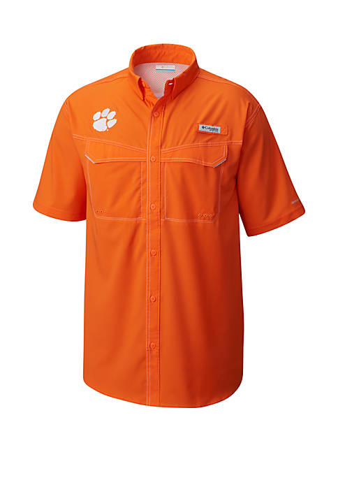 Columbia NCAA Low Drag Offshore™ Short Sleeve Shirt