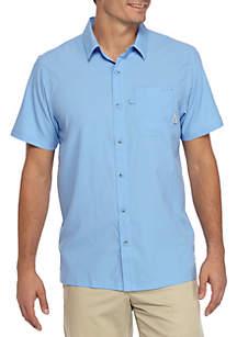 Slack Tide Camp ™ Short Sleeve Shirt