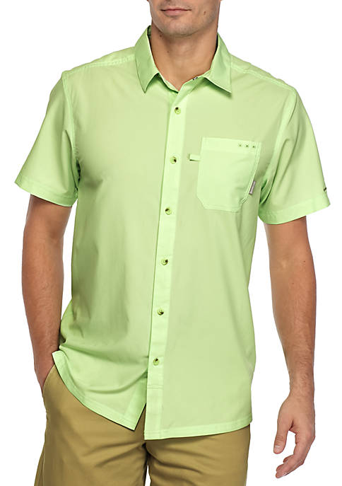 Columbia Big & Tall Slack Tide Camp Shirt