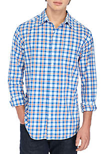 Steeple Ridge™ Plaid Long Sleeve Shirt