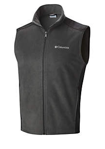 Columbia™ Steens Mountain™ Vest, Out and Back™ II Long Sleeve Shirt & Brownsmead Five Pocket Flat-Front Pants