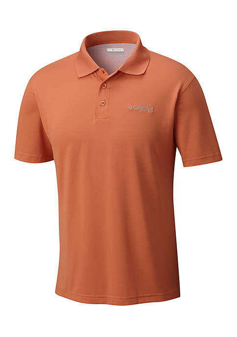 Columbia Short Sleeve Skiff Cast Polo
