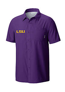 Short Sleeve Slack Collegiate Shirt