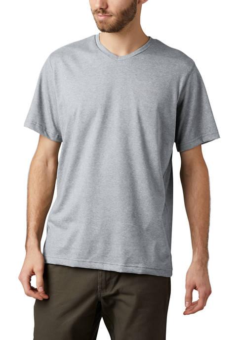Columbia Thistletown Park Short Sleeve V-Neck Shirt