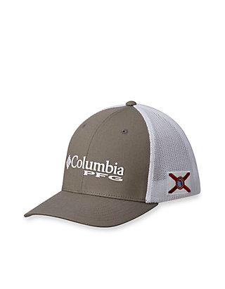 77cfd6ac1d068 Columbia PFG Mesh Stateside Ball Cap