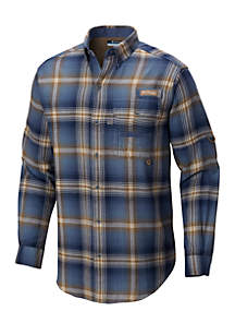 Sharptail Flannel Long Sleeve Shirt