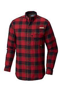 Sharptail Flannel Long Sleeve Shirt