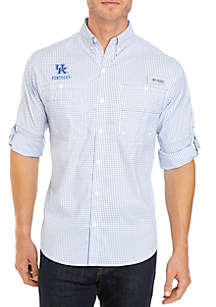 Columbia ACC Collegiate Super Tamiami Long Sleeve Shirt