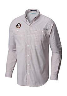 Columbia ACC Collegiate Super Tamiami Long Sleeve Shirt
