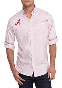 Collegiate Super Tamiami Long Sleeve Shirt