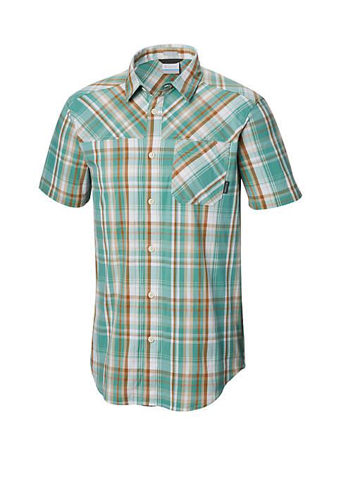 Columbia Thompson Hill Short Sleeve Shirt