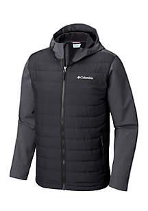 Oyanta Trail Hooded Jacket