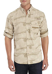 Long Sleeve PHG Shooters Best Woven Shirt