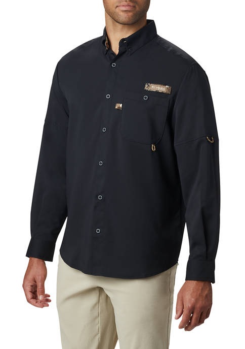 Columbia Bucktail™ Long Sleeve Woven Shirt