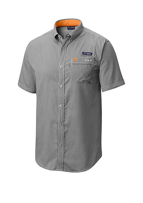 Columbia Short Sleeve Collegiate Harborside Shirt