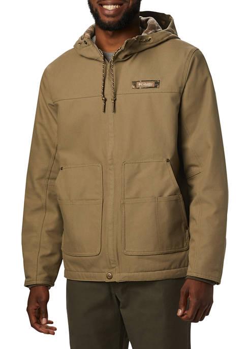 Columbia PHG Roughtail™ Work Hooded Fleece Jacket