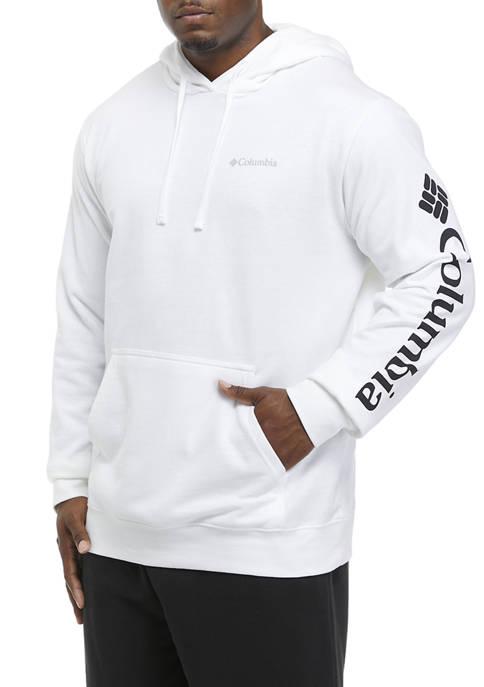 Big & Tall Viewmont™ II Sleeve Graphic Hoodie
