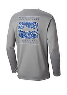 ef867f1754b ... Columbia Terminal Tackle Fish Long Sleeve T Shirt
