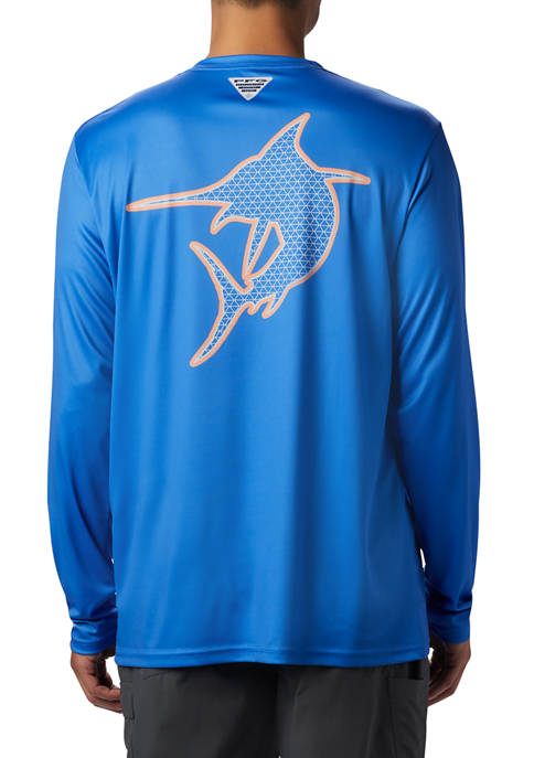 Columbia PFG Fish Series™ Terminal Tackle Long Sleeve