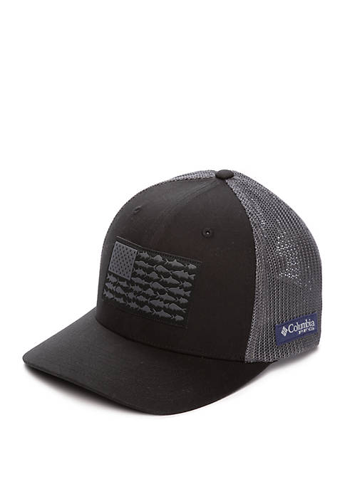 PFG Mesh™ Fish Flag Ball Cap