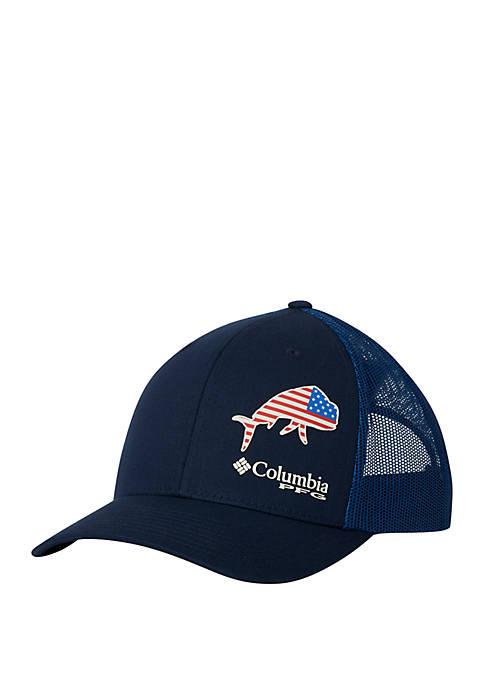 Columbia PFG Mesh Snap Back™ Seasonal Ball Cap