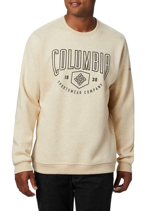 Columbia Hart Mountain™ Graphic Crew Sweatshirt