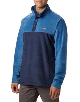 Big & Tall Flattop Ridge Big Fleece Pullover Jacket