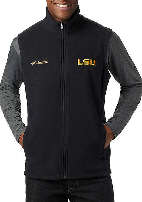 Columbia Mens NCAA LSU Tigers Flanker™ Vest