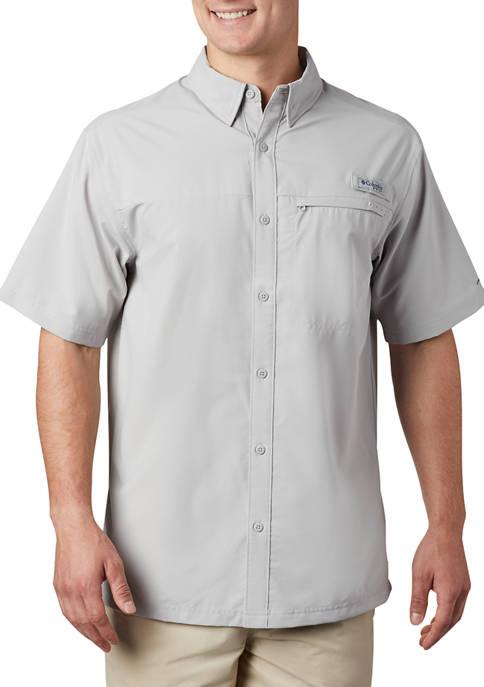 Erica Lyons Grander Marlin™ Woven Short Sleeve Shirt