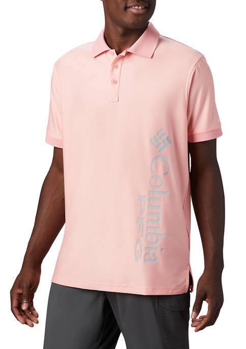 Columbia PFG™ Global Logo Polo Shirt