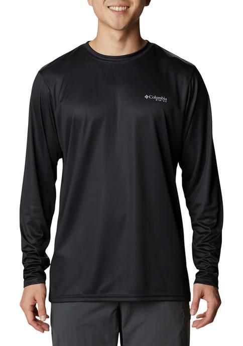 Terminal Tackle PFG™ Country Triangle Long Sleeve Shirt