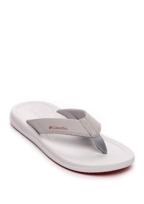 Columbia Flip Flops