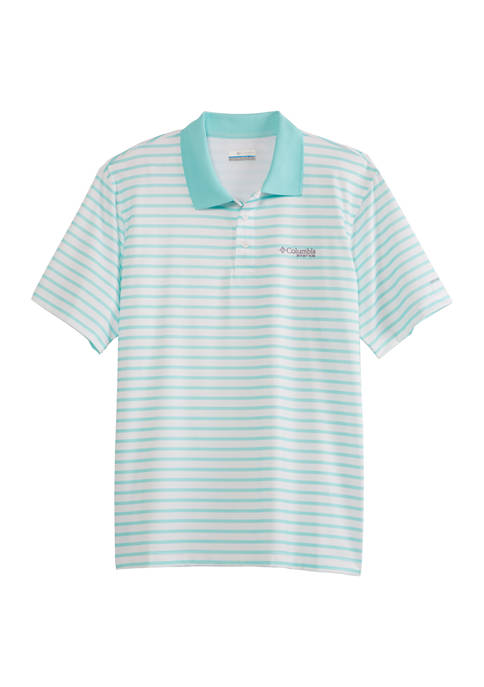 Columbia PFG Super Skiff Cast Polo Shirt
