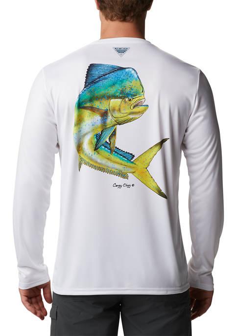 Terminal Tackle PFG™ Carey Chen Long Sleeve Shirt