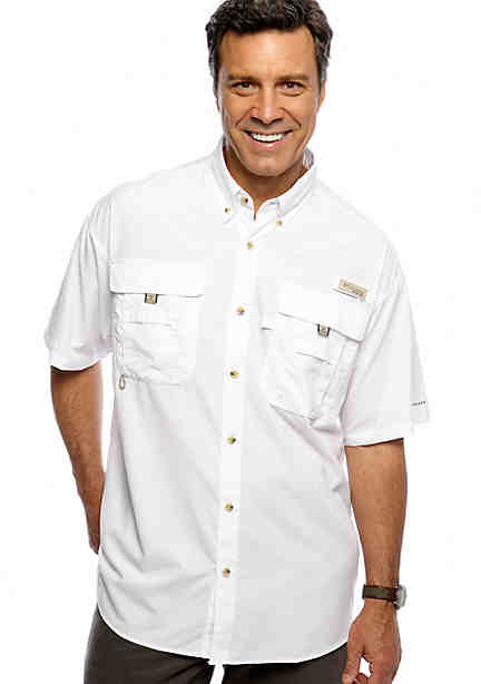 Columbia PFG Bahama™ II Short Sleeve Shirt ...