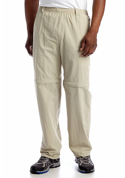 Columbia Big & Tall Backcast Convertible Pant