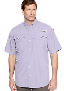 Big & Tall Short Sleeve Bahama II Shirt
