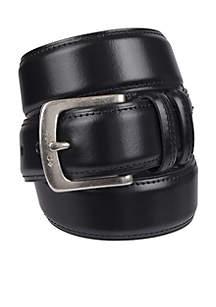 Oil Tan Casual Belt